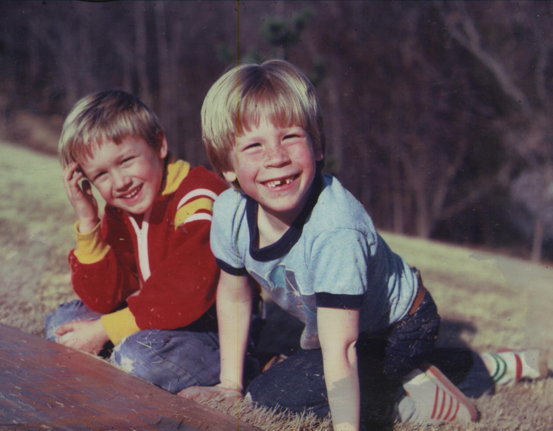 Chris & Rob - Lakeridge - crop